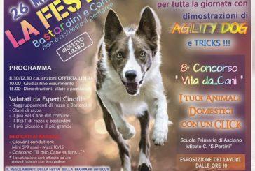 """Torna la """"Festa del cane"""" ad Asciano"""