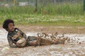 La pioggia non ferma il VII° Torneo di minirugby