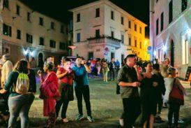 Chianciano by night: da giugno a settembre luci e suoni nel centro storico