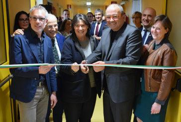 Inaugurato il nuovo reparto del Centro di Immuno-Oncologia