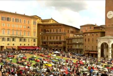 La 1000 Miglia fa tappa a Siena