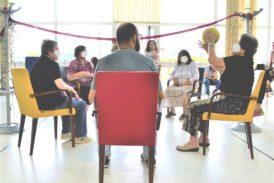 Il Chair-Volley: giornata particolare fra sport e assistenza attiva