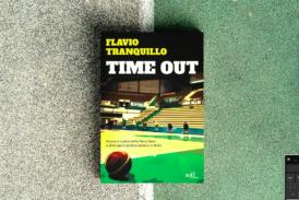 """Tranquillo presenta a Siena il libro """"Time out"""""""