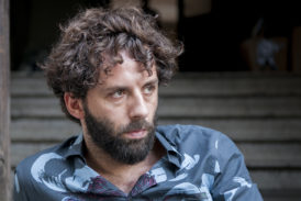 "A Poggibonsi Vanni Santoni presenta ""I Fratelli Michelangelo"""