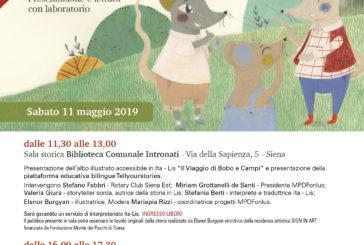 Il viaggio di Bobo e Campi: storia di un albo illustrato in Lis e in italiano