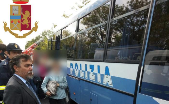 Incidente Autopalio: i passeggeri salvi trasferiti dalla Polizia