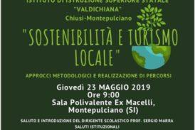 """""""Sostenibilità e turismo locale"""": un convegno a Montepulciano"""