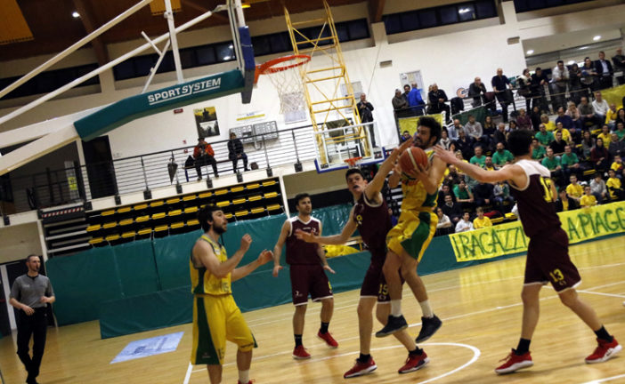 Play off: il calendario del Costone