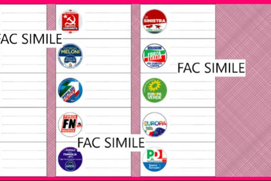 Elezioni europee e comunali: come si vota