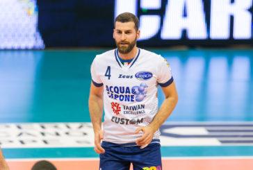 Volley: Siena ingaggia il centrale Carmelo Gitto