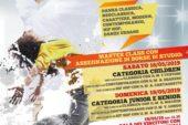 """Al via il 3° """"Concorso nazionale di danza città di Poggibonsi"""""""