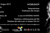 Workshop di due giorni con Antonio Marra