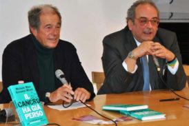 """Michele Maio e Giovanni Minoli presentano """"Il cancro ha già perso"""" ai Fisiocritici"""
