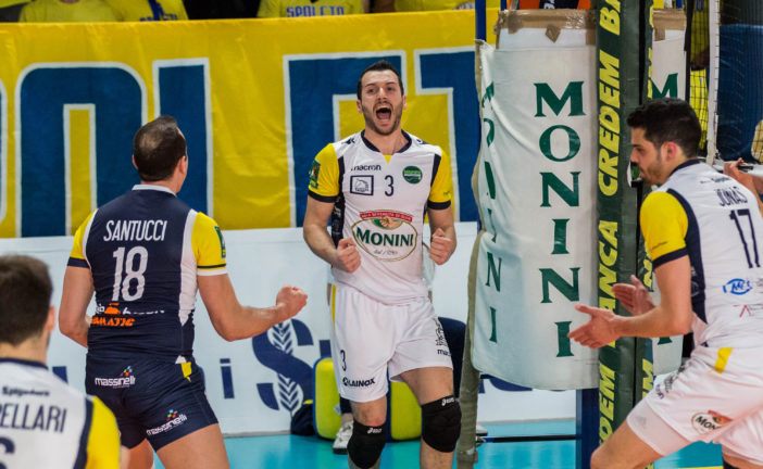 Volley: Mariano sposa il progetto di Siena