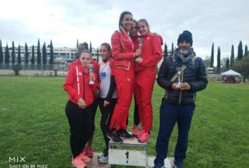 Atletica: le allieve Uisp vincono il titolo toscano di prove multiple