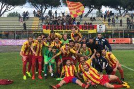 Al Poggibonsi gara1 della semifinale play-off