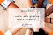 ServizioCivile, 107 opportunità con Confcooperative Toscana