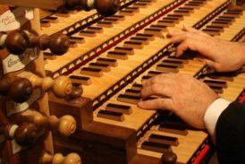"""""""Da Bach a Dante, un cammino musicale"""" nella Sala del Mappamondo"""