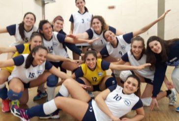 Volley: le ragazze della Virtus Poggibonsi festeggiano la promozione