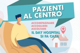 """""""Pazienti al centro"""" rilancia la raccolta fondi per Ematologia"""