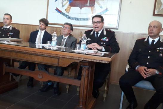 Dai Carabinieri di Siena tutti i dettagli dell'operazione Vulturius