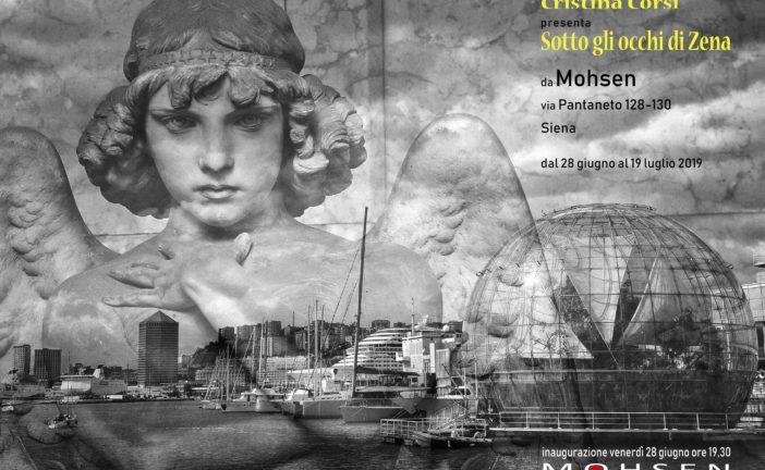 """Le foto di Cristina Corsi """"Sotto gli occhi di Zena"""""""