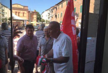 CGIL: inaugurata la nuova sede a San Rocco a Pilli