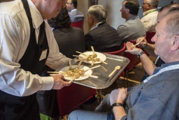 Cresce dell'8 per cento la filiera del cibo toscano