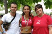 Atletica: Emma Sarri seconda ai nazionali allieve di eptathlon