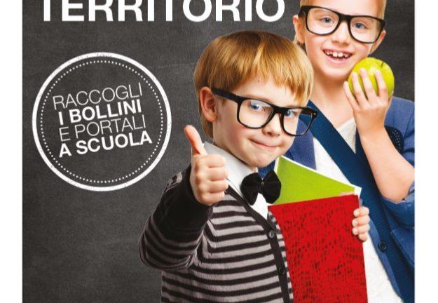 L'impegno di Coop Centro Italia per le scuole