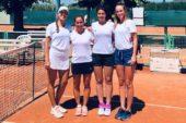 Tennis: le regazze di Vico Alto promosse in C