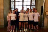 In Comune gli atleti che parteciperanno alla European Swim City 2019