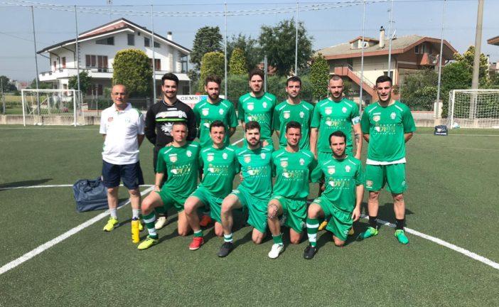 Calcio a 7: Rionese campione d'Italia