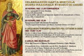 Santa Mustiola: un convegno per raccontare la storia