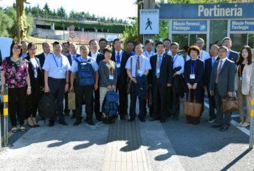 L'Aous accoglie la Cina: una visita formativa per dirigenti ospedalieri