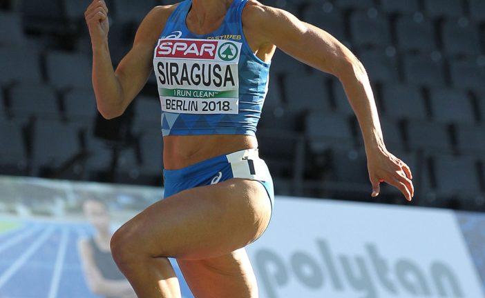 Irene Siragusa vittoriosa ad Orvieto