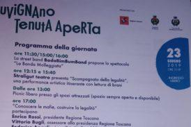 """Libera invita all'evento """"Suvignano – Tenuta aperta"""""""