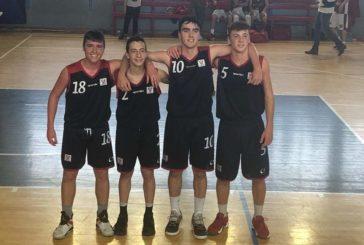 3vs3: la Virtus U18 Gold alle finali nazionali