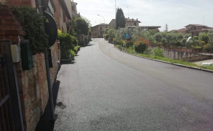 Castelnuovo: strade e territorio sempre più sicuri