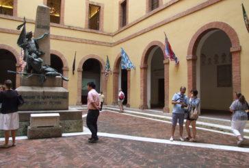 Visite guidate al palazzo del Rettorato in occasione del Palio