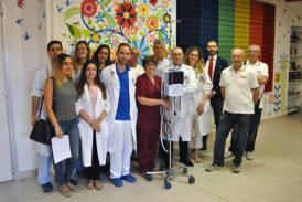 Le associazioni senesi donano un Vapotherm alla Pediatria