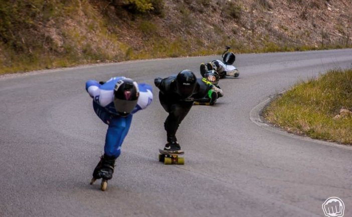 DownHill Skate: tre biancoverdi convocati per i mondiali