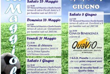 GSD Pianella festeggia i 50 anni con Quavio