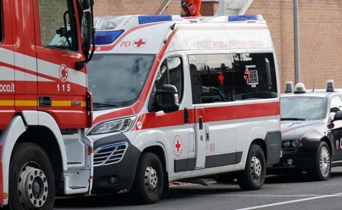 Tre feriti in un incidente sulla Cassia a Buonconvento