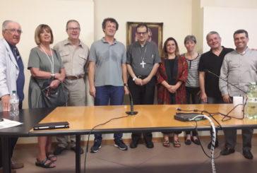 L'arcivescovo Lojudice ha incontrato il Gruppo stampa