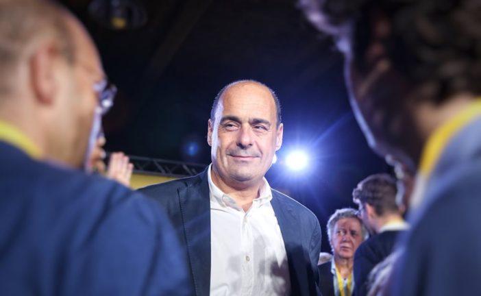 25 luglio: Zingaretti alla Festa democratica di Torrita