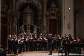 Il Coro della Cattedrale celebra la notte con un concerto