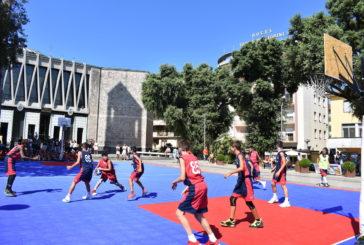 Montecatini capitale del basket giovanile