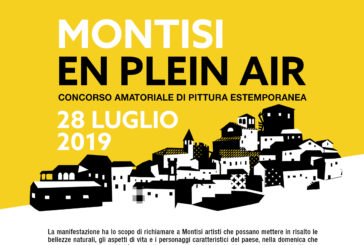 """Al via il concorso amatoriale di pittura """"Montisi En Plein Air"""""""