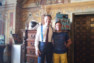 Il sindaco De Mossi invita Dettori alla prova generale